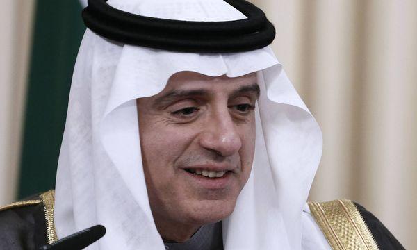 Der saudische Außenminister und Ex-US-Botschafter Adel al-Jubeir / Bild: imago/ITAR-TASS