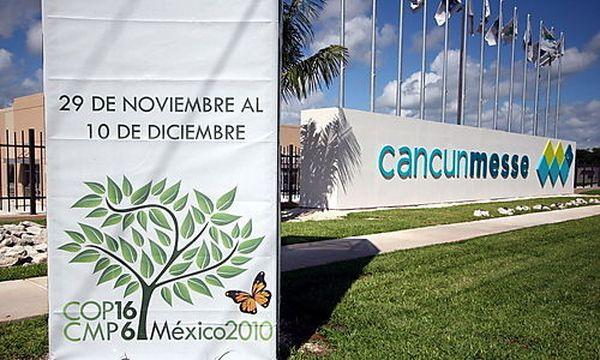 Klimagipfel Cancun / Bild: (c) EPA (Elizabeth Ruiz)