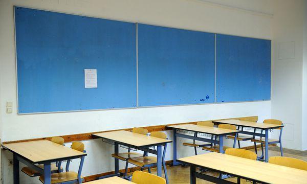 Leeres Klassenzimmer / Bild: (c) Clemens Fabry