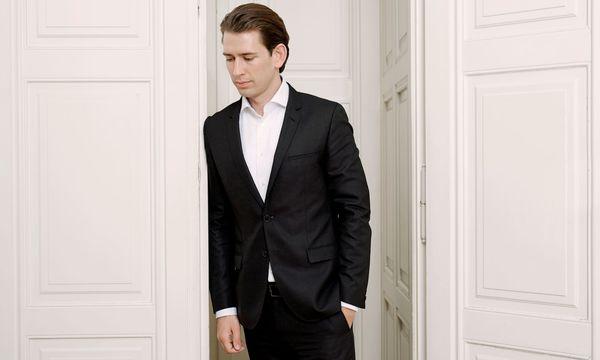 ÖVP-Chef Sebastian Kurz / Bild: David Payr / laif / picturedesk.com