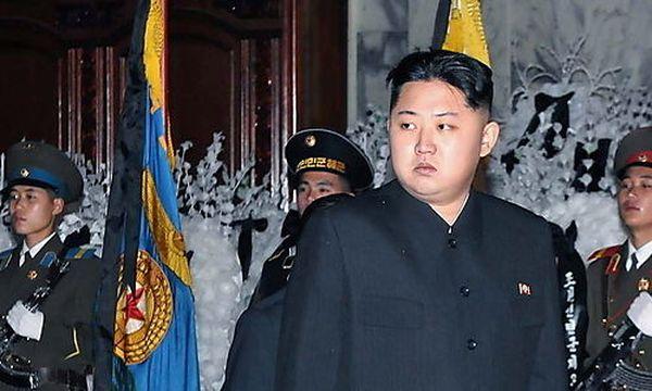 Kim Jong-un / Bild: (c) EPA (Kcna)