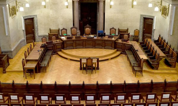 Der Buwog-Prozess soll am 12. Dezember im Großen Schwurgerichtssaal des Wiener Straflandesgerichts beginnen.  / Bild: (c) Clemens Fabry (Presse)