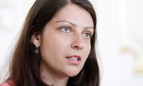 Muna Duzdar (SPÖ) / Bild: (c) APA (GEORG HOCHMUTH)