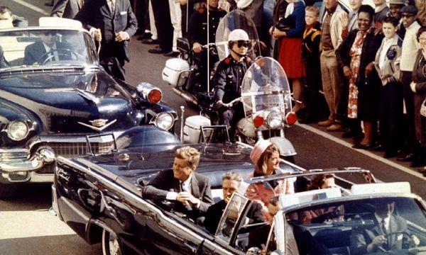 John F. Kennedy am 22. November 1963  / Bild: Reuters