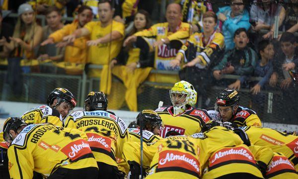 Die Rekordjäger: Vor den Vienna Capitals ist keine Ligabestmarke sicher, auch heuer führt der Meistertitel nur über die Truppe aus Kagran. / Bild: (c) GEPA pictures / Patrick Leuk