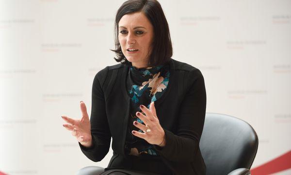 Landwirtschaftsministerin Elisabeth Köstinger. / Bild: (c) Die Presse (Clemens Fabry)