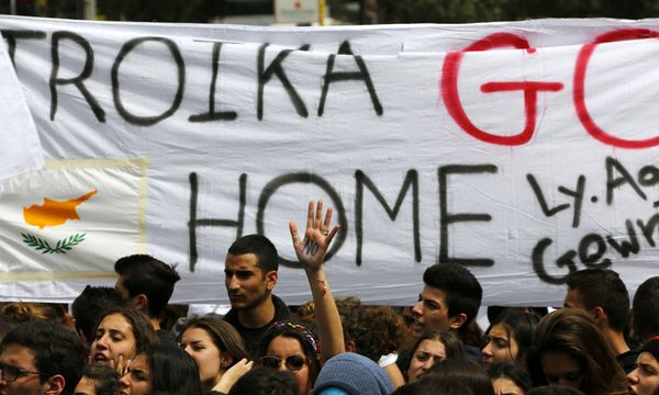 Zypern / Bild: (c) REUTERS (YANNIS BEHRAKIS)