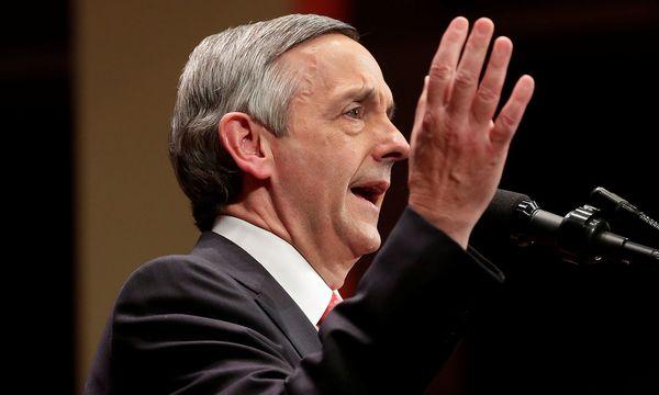 Robert Jeffress ist der einflussreiche Chef-Pastor der texanischen First Baptist Church. / Bild: REUTERS/Yuri Gripas