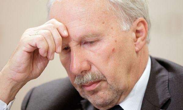 OeNB-Gouverneur Ewald Nowotny / Bild: APA/GEORG HOCHMUTH
