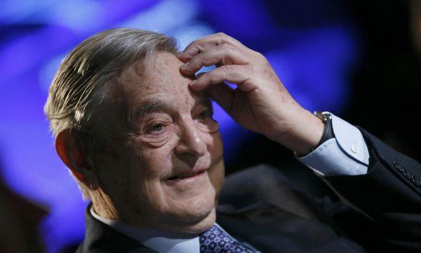 George Soros. / Bild: (c) REUTERS (PASCAL LAUENER)