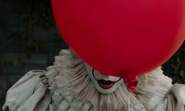 "Der Clown ""Es"".  / Bild: (c) Courtesy of Warner Bros. Picture"