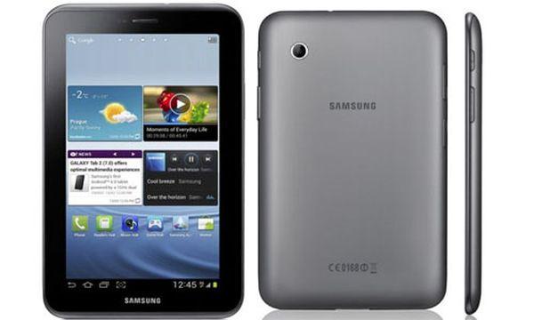Galaxy Tab 2 / Bild: (c) Samsung