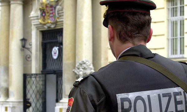 US-Botschaft / Bild: (c) APA (JAEGER ROBERT)