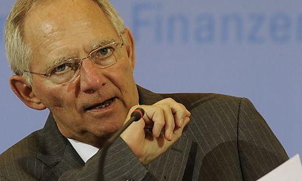 Schäuble: Griechenland hat Sparauflagen nicht erfüllt  / Bild: (c) dapd (Berthold Stadler)