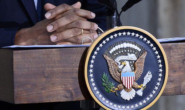 US-Präsident Obama bei seinem Besuch in Schweden, bevor er zum G-20-Gipfel nach Stockholm reist. / Bild: (c) EPA/CLAUDIO BRESCIANI