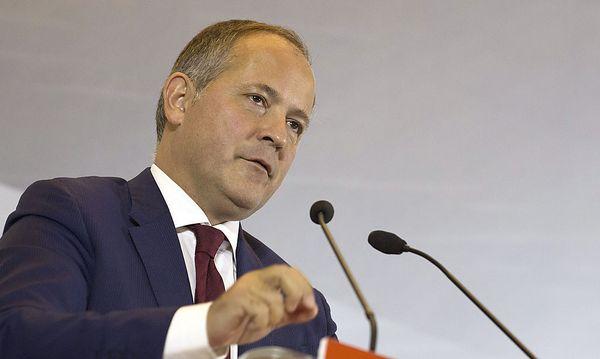 Benoit Coeur, Direktor der Europäischen Zentralbank. / Bild: (c) Bloomberg (Andrew Caballero-Reynolds)