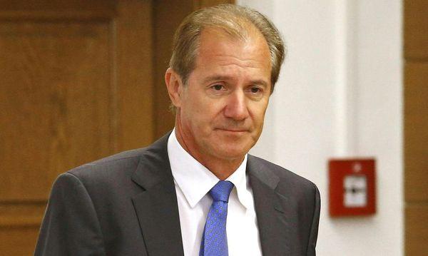 Der ehemalige Kärntner ÖVP-Chef und Landesrat Josef Martinz / Bild: APA/GERT EGGENBERGER