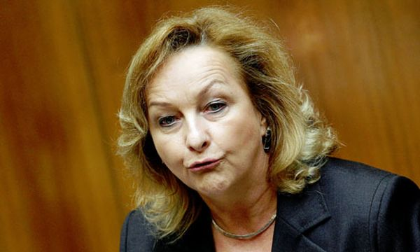 VP-Finanzministerin Maria Fekter  / Bild: (c) APA/GEORG HOCHMUTH