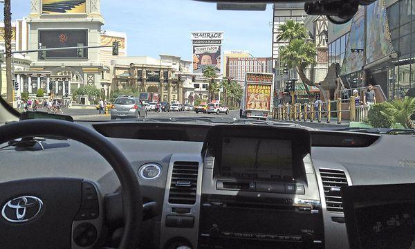 Selbstfahrendes Auto von Google / Bild: (c) Reuters ( Handout Reuters)