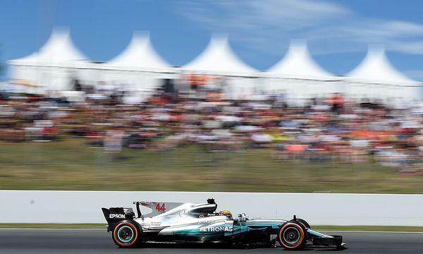 Lewis Hamilton / Bild: APA/AFP/TOM GANDOLFINI
