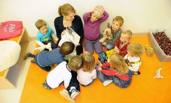 Palaiskindergarten / Bild: (c) Die Presse (Clemens Fabry)