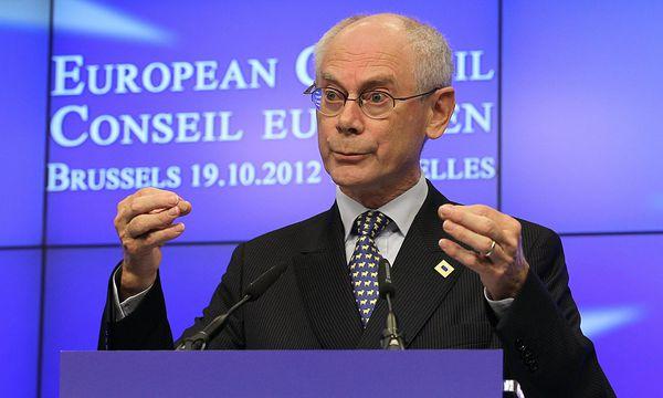 Herman Van Rompuy / Bild: (c) EPA (JULIEN WARNAND)