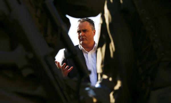 Verteidigungsminister Hans Peter Doskozil (SPÖ) / Bild: (c) REUTERS (LEONHARD FOEGER)