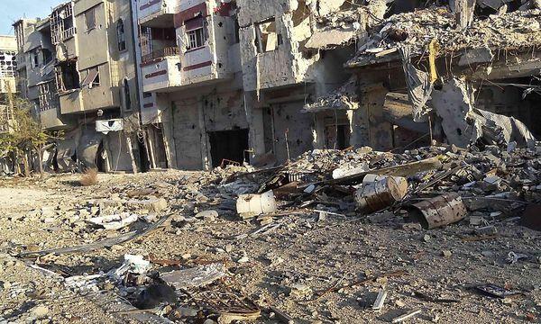 Homs / Bild: REUTERS