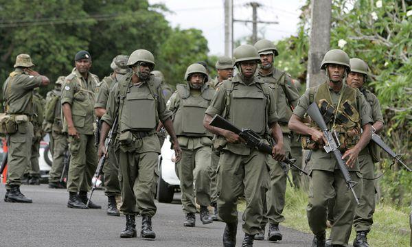 Fidschi bietet Ersatz fuer / Bild: (c) REUTERS (� Tim Wimborne / Reuters)
