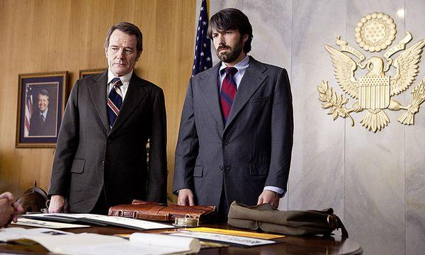 Szenenbild aus ''Argo'' mit Bryan Cranston und Ben Affleck / Bild: (c) Claire Folger
