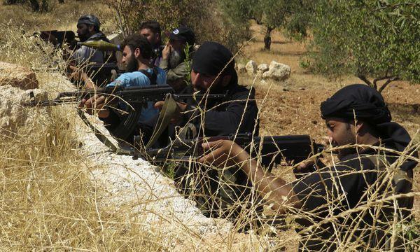 Syrien Haelfte Rebellen offenbar / Bild: (c) REUTERS (� Stringer . / Reuters)