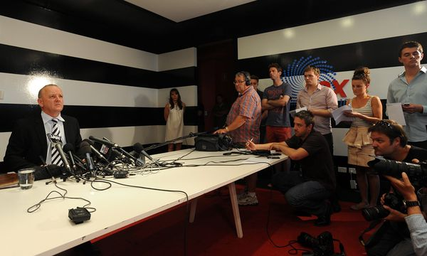 Tod nach Scherzanruf: Moderatoren geben Interview / Bild: Reuters