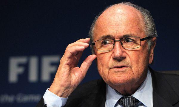 Fifa-Präsident Joseph Blatter / Bild: EPA/STEFFEN SCHMIDT