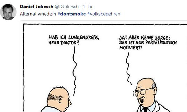 Bild: (c) Daniel Jokesch Twitter