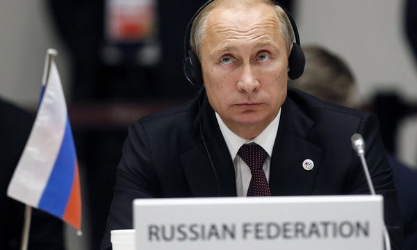 Putin / Bild: (c) REUTERS (ALESSANDRO GAROFALO)