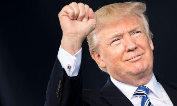 US-Präsident Donald Trump / Bild: APA/AFP/BRENDAN SMIALOWSKI