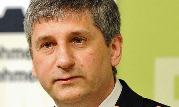 Michael Spindelegger: Graue Maus als Chef der ÖVP / Bild: (c) APA