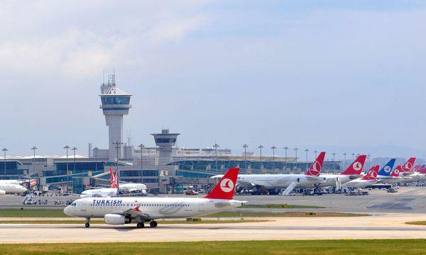 Istanbul sollte als Heimatflughafen der Turkish sogar Dubai den Rang ablaufen. Jetzt scheinen die Pläne nur allzu kühn.  / Bild: (c) APA/AFP/OZAN KOSE