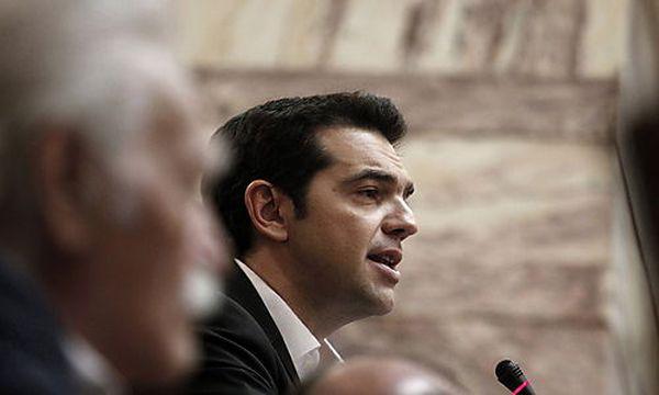 Alexis Tsipras, Partei-Chef der Radikalen Linken in Athen / Bild: (c) EPA (Alkis Konstantinidis)