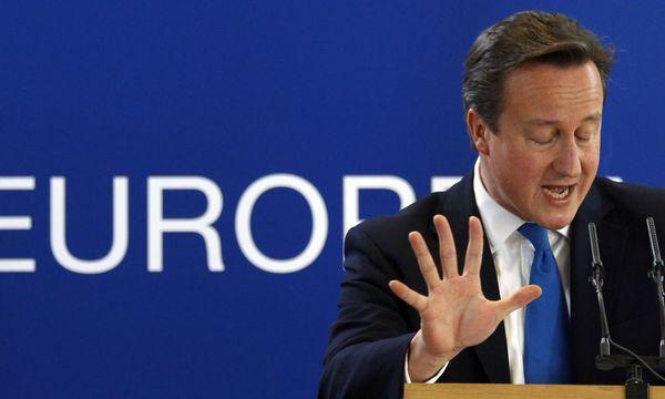 David Cameron / Bild: AP Photo/Remy de la Mauviniere