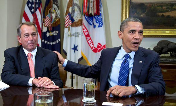 Boehner, Obama / Bild: (c) AP
