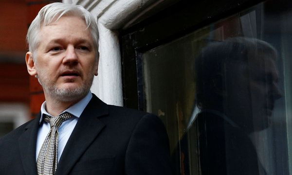 Julian Assange  / Bild: (c) REUTERS (© Peter Nicholls / Reuters)