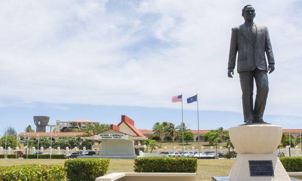 Militärstützpunkt auf Guam / Bild: imago/McPHOTO