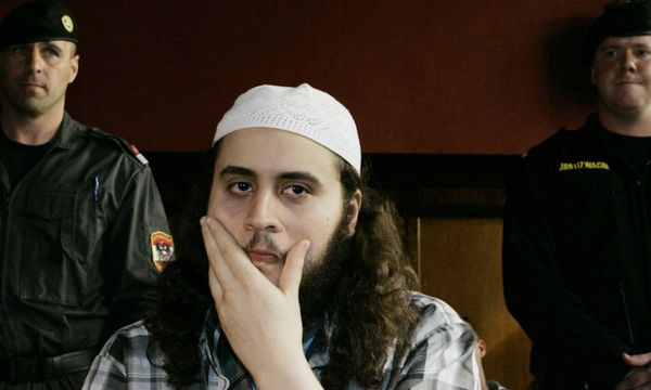 Wiener Salafist Mohamed Mahmoud / Bild: (c) AP (LILLI STRAUSS)