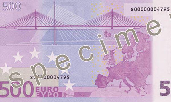 Holland baut Geldscheinbrücken / Bild: (c) PR