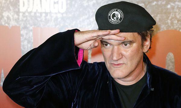 Regisseur Quentin Tarantino. / Bild: (c) REUTERS (BENOIT TESSIER)