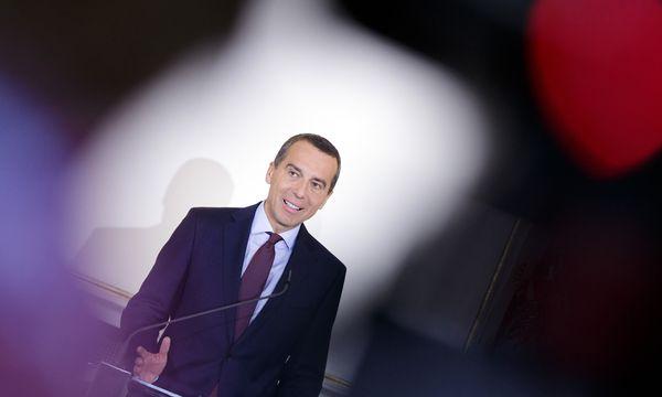Bundeskanzler Christian Kern / Bild: (c) APA/GEORG HOCHMUTH