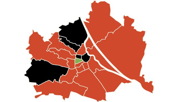 Wien - Bezirkswahlen 2010 / Bild: (c) APA