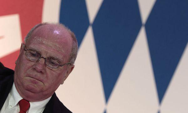 Verdacht Steuerhinterziehung gegen BayernBoss / Bild: (c) REUTERS (� Michaela Rehle / Reuters)