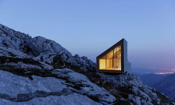 Alpine Shelter Skuta / Bild: Beigestellt